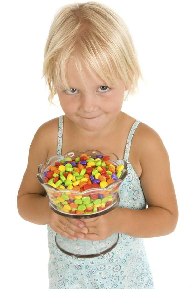The state does not allow child care centers to use candy or food as part of a reward/punishment system. Photo: Kim Gunkel, Getty Images
