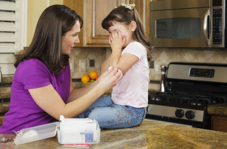Occasionally, a day care center will fail to report an injury or other incident to the parent in the state's allotted time frame. Photo: Rich Legg, Getty Images