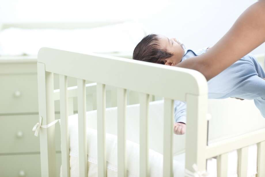 Each infant should be assigned to his or her own crib and use that crib every day. Photo: RuslanDashinsky, Getty Images