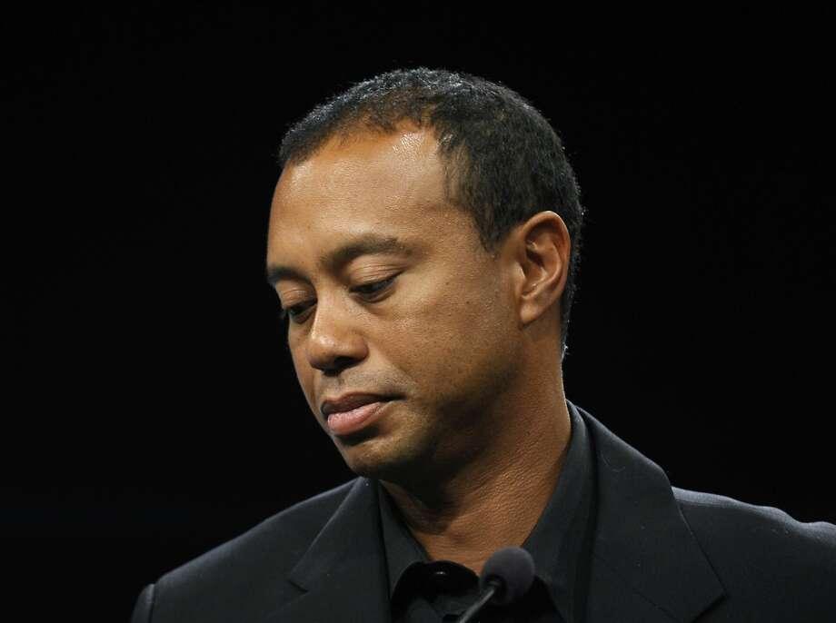 Tiger Woods Photo: Susan Walsh, Associated Press