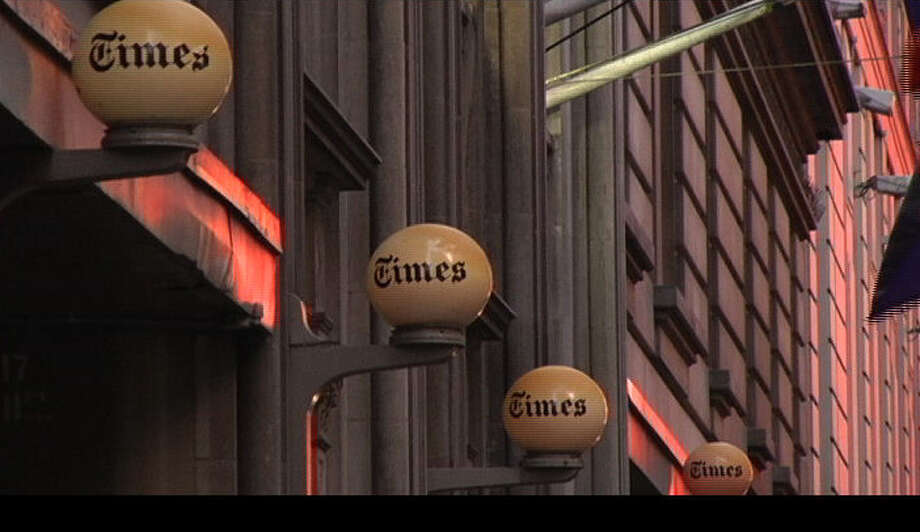 """The plagiarism scandal at the New York Times is the subject of the documentary """"A Fragile Trust."""" Photo: PBS / San Antonio Express-News"""