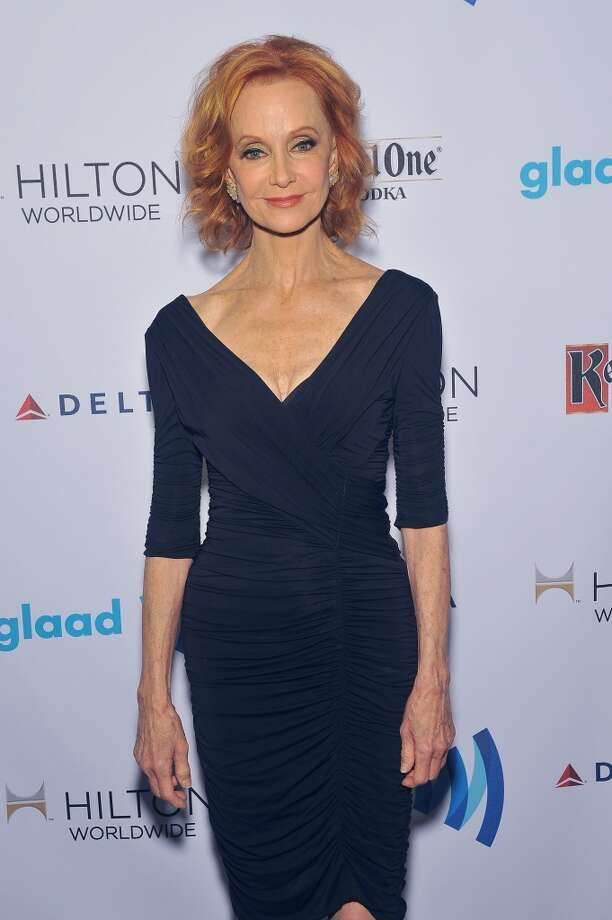 Swoosie Kurtz attends the 25th Annual GLAAD Media Awards on May 3, 2014 in New York City. Photo: D Dipasupil, Getty Images For GLAAD