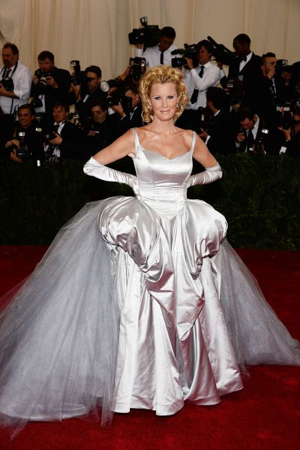 """Sandra Lee attends the """"Charles James: Beyond Fashion"""" Costume Institute Gala at the Metropolitan Museum of Art on May 5, 2014 in New York City. Photo: Dimitrios Kambouris, Getty Images"""