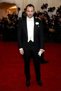 "Designer Tom Ford attends the ""Charles James: Beyond Fashion"" Costume Institute Gala at the Metropolitan Museum of Art on May 5, 2014 in New York City. Photo: Dimitrios Kambouris, Getty Images"