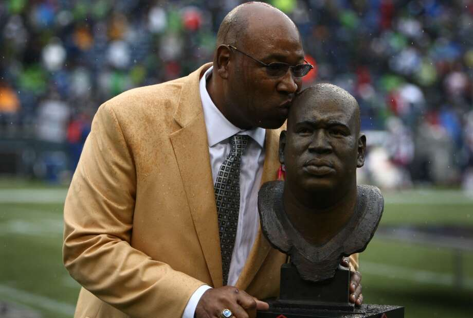BEST  1. Cortez Kennedy (1990)First round, third-overall pick | Position: Defensive tackle | College: Miami (Fla.) After a sterling career at Miami, Kennedy was a dominant force on the interior of the Seahawks' D-line for 11 years. He was the NFL Defensive Player of the Year in 1992 after putting up 14.0 sacks, and ended his career with 58.0, still good for fourth on the Hawks' all-time list. He joined Jones on the Pro Football Hall of Fame's All-1990's team and was enshrined in Canton in 2012. Photo: Joshua Trujillo, Seattlepi.com