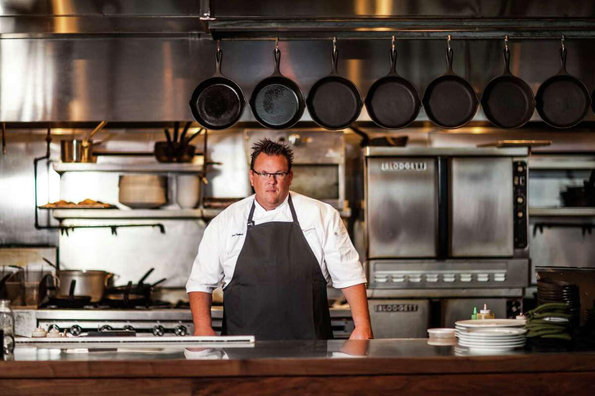 Chris Shepherd will be one of the chefs taking part in the Chefs Get Fresh event at Underbelly. The event benefits local family farms and Urban Harvest Farmers Market.