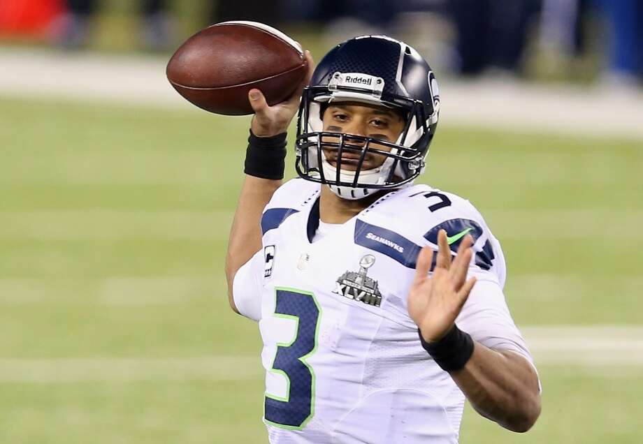 3rd round  Russell Wilson, Seahawks Photo: Christian Petersen, Getty Images
