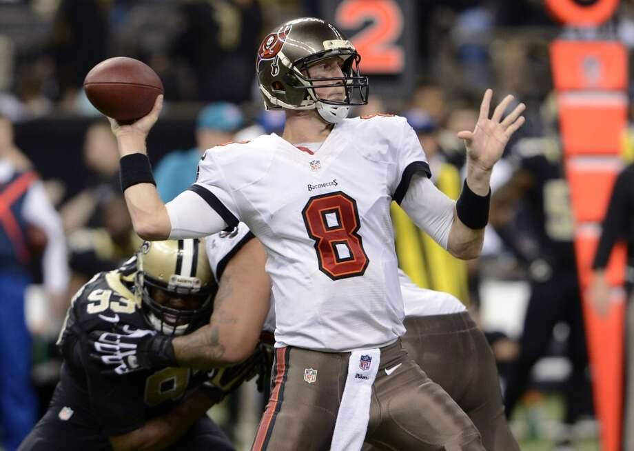 3rd round  Mike Glennon, Buccaneers Photo: Bill Feig, Associated Press