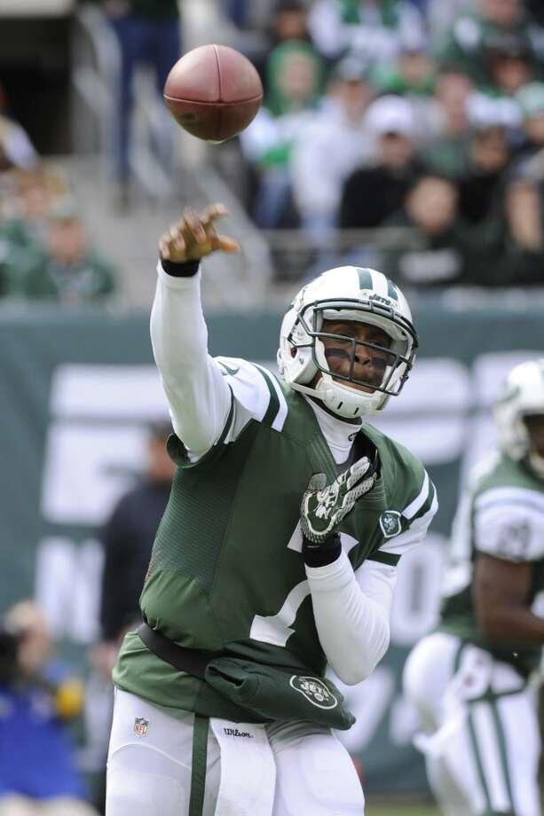 2nd round  Geno Smith, Jets Photo: Bill Kostroun, Associated Press