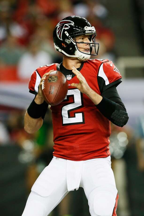 1st round  Matt Ryan, Falcons Photo: Kevin C. Cox, Getty Images