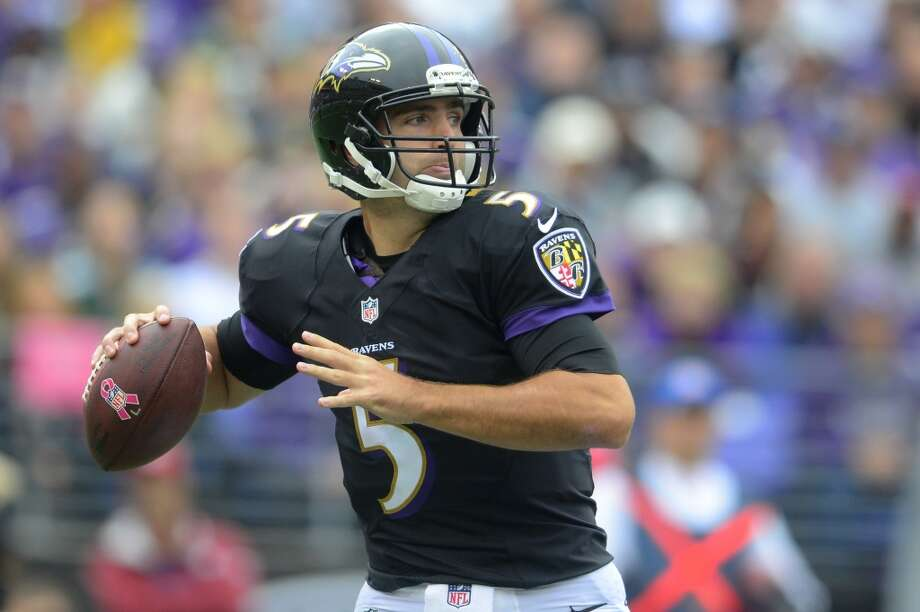 1st round Joe Flacco, Ravens Photo: DOUG KAPUSTIN, McClatchy-Tribune News Service