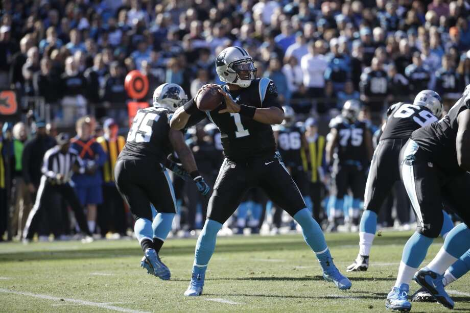 1st round  Cam Newton, Panthers Photo: John Bazemore, Associated Press
