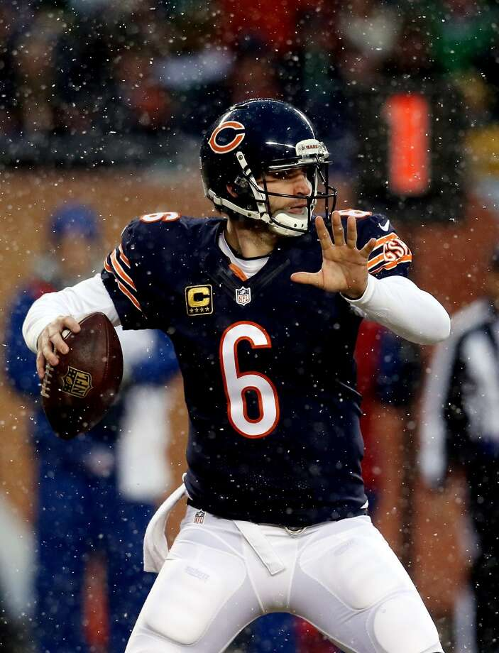 1st round  Jay Cutler, Bears Photo: Jonathan Daniel, Getty Images