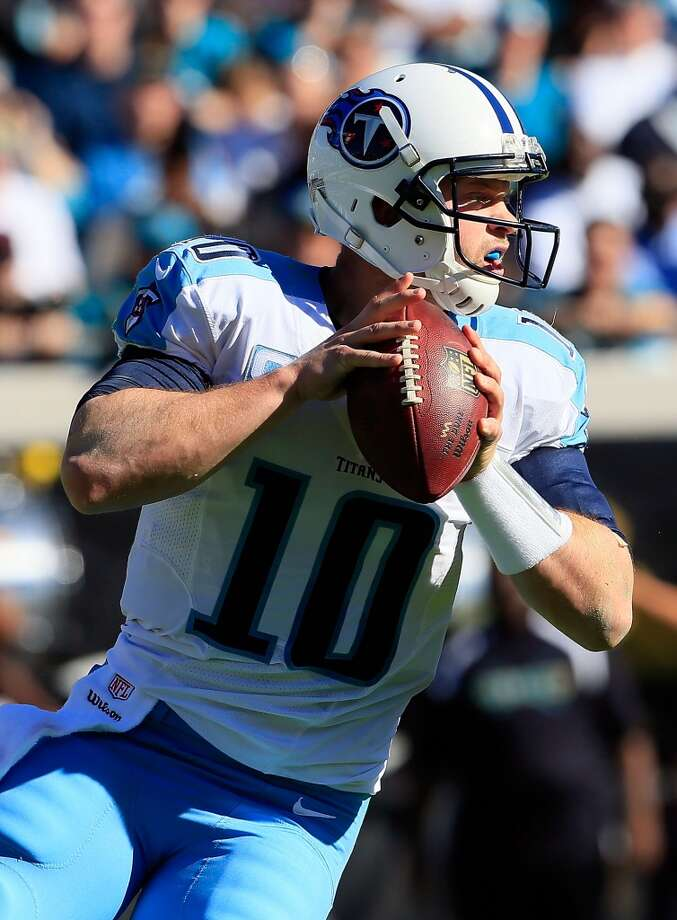 1st round  Jake Locker, Titans Photo: Sam Greenwood, Getty Images