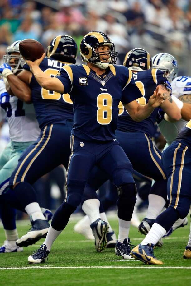 1st round  Sam Bradford, Rams Photo: Jamie Squire, Getty Images