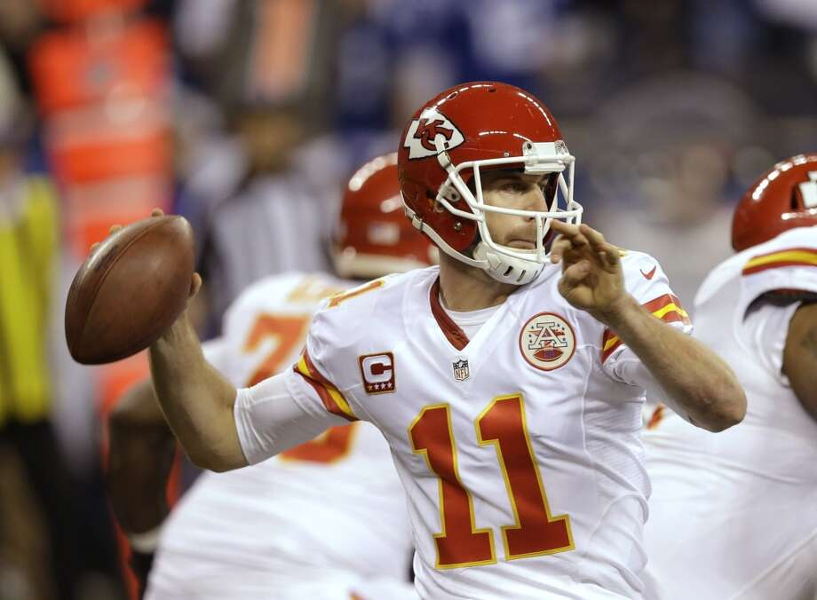 1st round  Alex Smith, Chiefs Photo: Michael Conroy, Associated Press