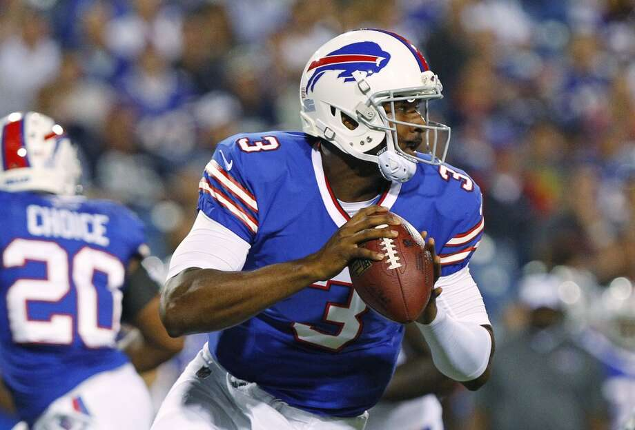 1st round  EJ Manuel, Bills Photo: Bill Wippert, Associated Press