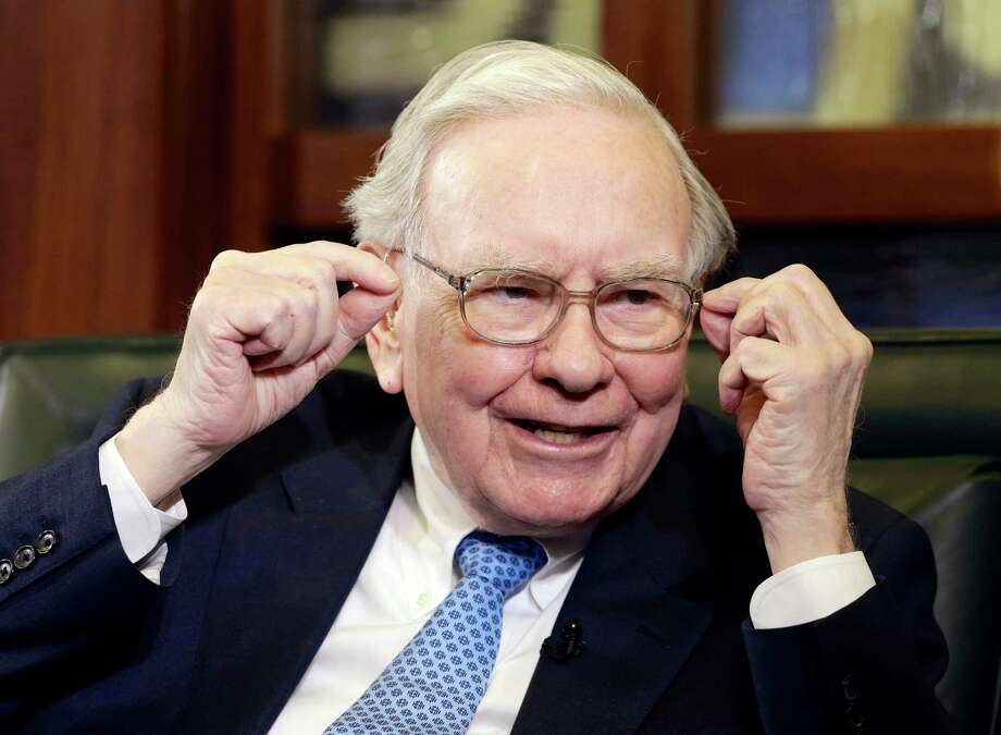 Over the past 50 years, Warren Buffett has taken Berkshire Hathaway from an ailing textile mill to a conglomerate that employs more than 330,000 people. Photo: Nati Harnik, STF / AP
