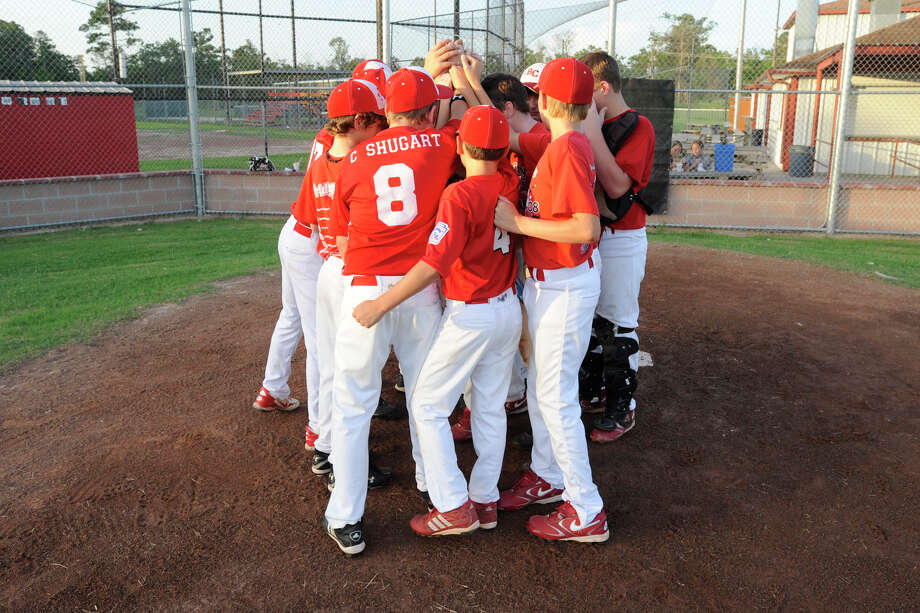 August 2009: The Bridge City 12-year-old All-Stars climbed through the playoff system and narrowly missed a trip to the Little League World Series. / Beaumont