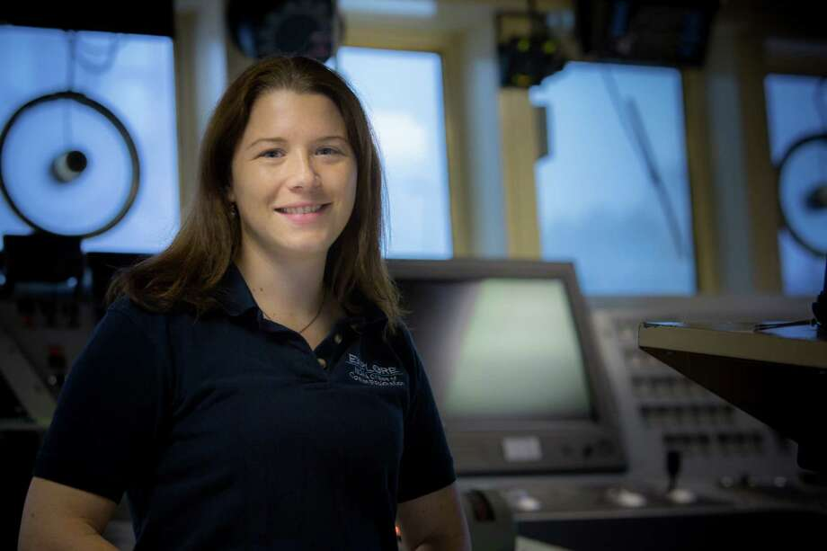 Kelley Elliott says the technology's application to traditional ocean science is relatively new. Photo: Arthowardphotography.com / ONLINE_YES