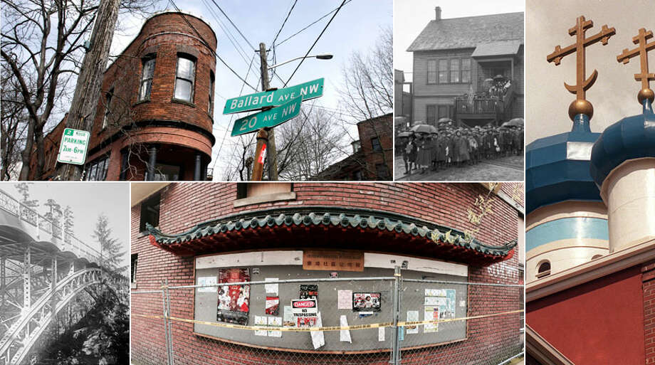 Click through for a look at the first batch of landmark buildings recognized by the city of Seattle. Also included are photos of buildings recognized by the National Register of Historic Places during by the mid-1970s. Photo: -