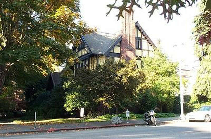 Stimson-Green House - 1204 Minor Ave. - Built in 1901, the