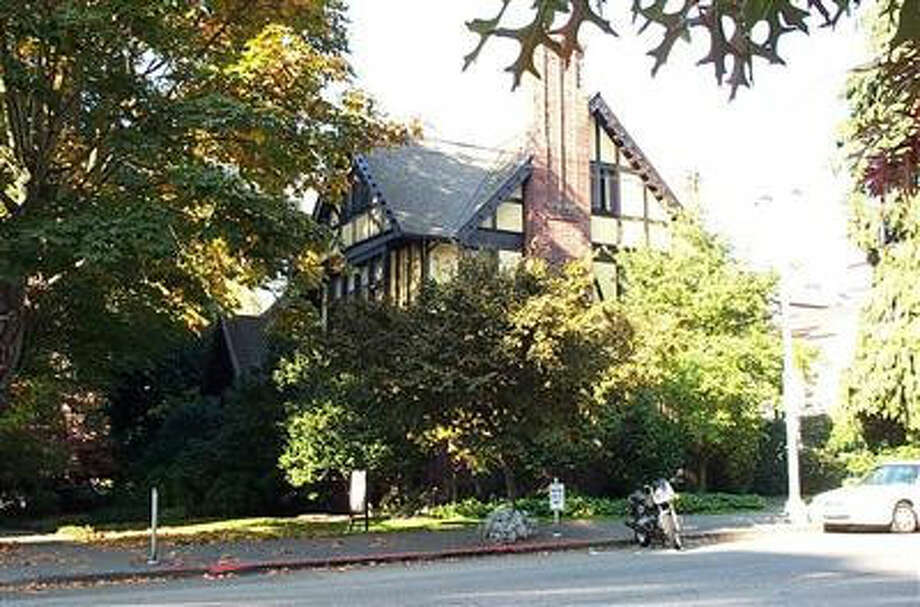 Stimson-Green House -- 1204 Minor Ave. -- Added to the National Register of Historic Places on May 4, 1976. Photo: -