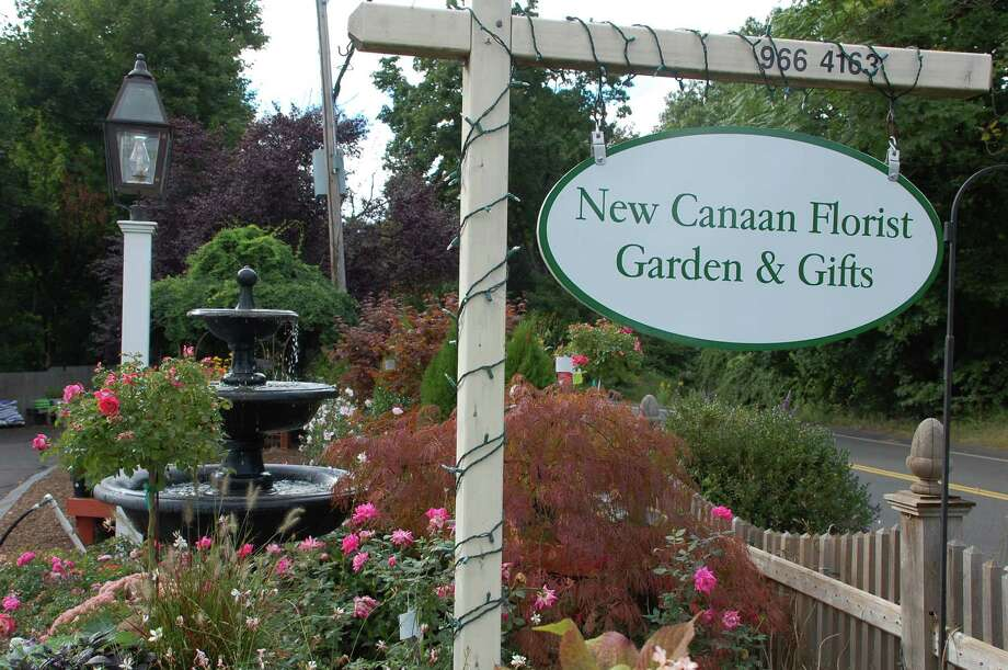 The site of the new New Canaan Florist, Garden & Gifts on New Norwalk Road has housed a florist for 74 years. Jarret Liotta/For the New Canaan News Photo: Contributed Photo, Contributed / New Canaan News Contributed