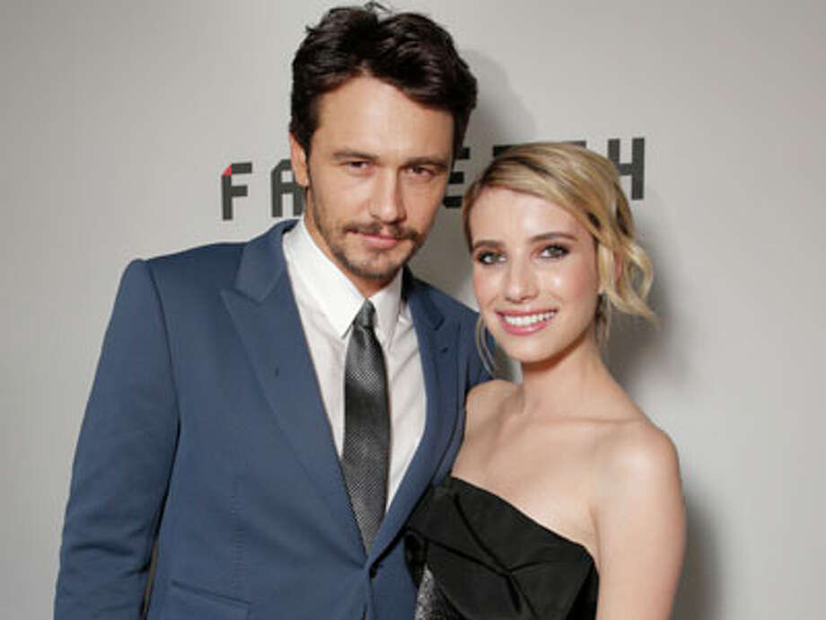 "Based on James Franco's book, ""Palo Alto"" starring James Franco and Emma Roberts tells the stories of teen struggles. The film opens Friday. Watch the trailer Photo: Todd Williamson, Todd Williamson/Invision/AP / Invision"