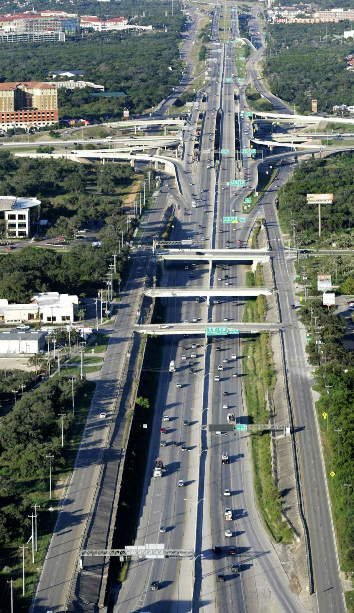 12. Loop 1604 from I-10 to Braun Road