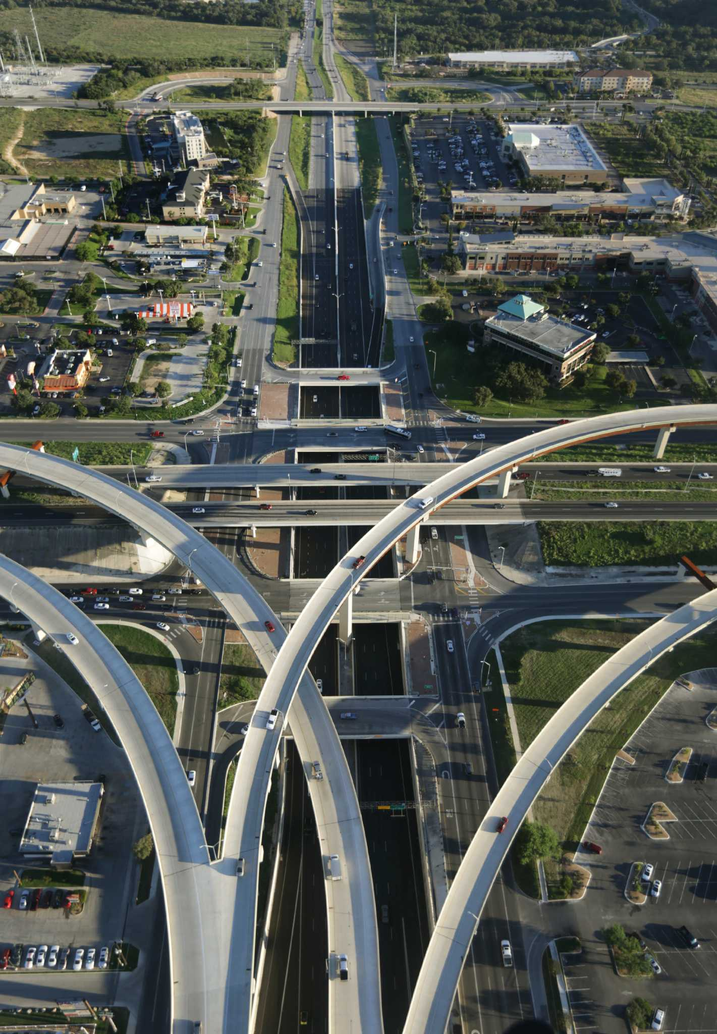 U S 281 Expansion Plan Includes Toll And Nontoll Lanes