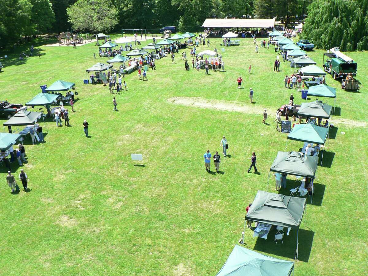The Connecticut Tree Festival, Norwalk's annual spring tribute to leafy greenery, springs in Cranbury Park on Saturday, May 17.