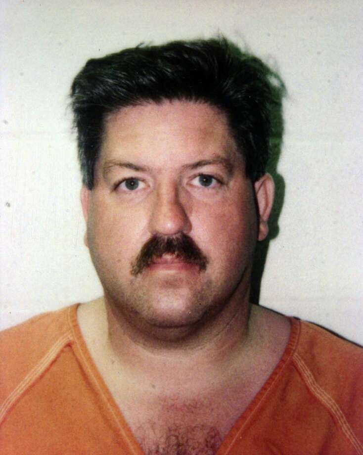 ADVANCE FOR SUNDAY, JUNE 28--FILE--This is an Aug. 18, 1997 Panola County Sheriff's booking photo of Bernie Tiede. Tiede is charged with the murder of Marjorie Nugent near Carthage, Texas, whose body was found in the deep freeze of her home in August 1997. Photo: AP / PANOLA COUNTY SHERIFF'S OFFICE