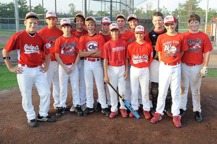 The 2009 Bridge City 12-year-old All-Star team.