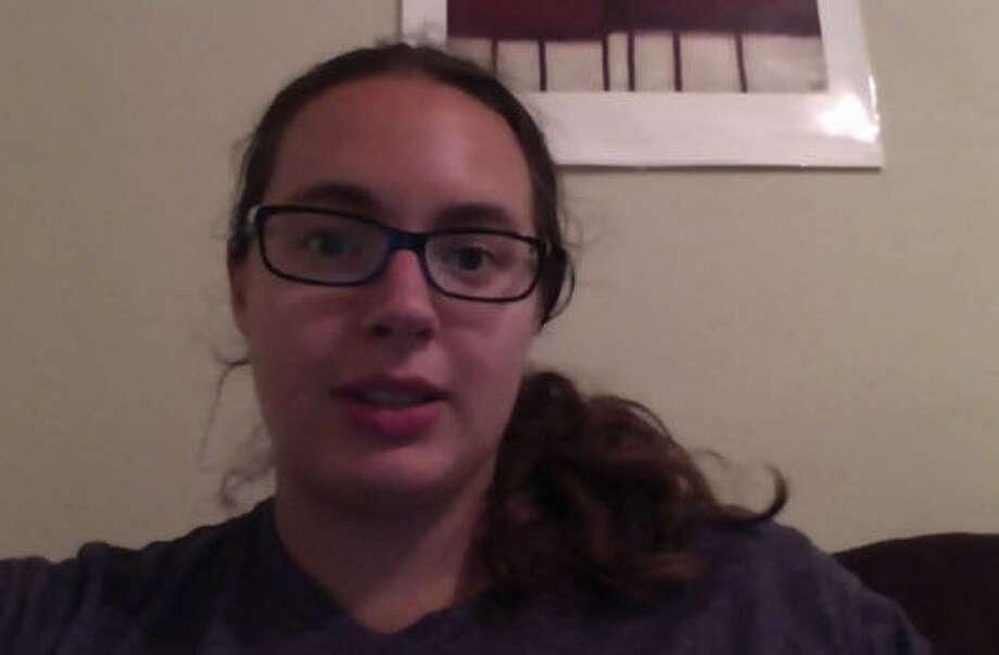 Alitta Erin Boechler, of Houston, wants to go help colonize Mars with the Mars One program. (Photo: Mars One)
