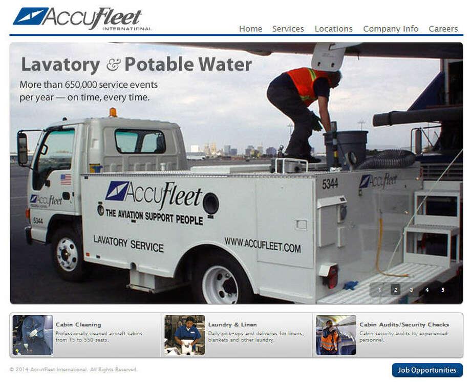AccuFleet International (Houston)Announced Jan. 27 (effective Feb. 11)Employees: 70 Photo: AccuFleet