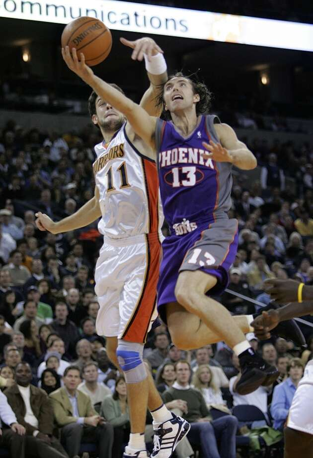 2005-06 — Steve Nash, Phoenix Photo: Justin Sullivan, Getty Images