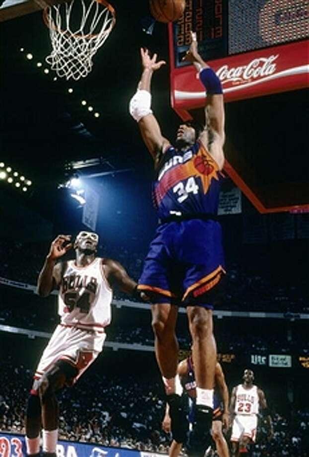 1992-93 — Charles Barkley, Phoenix Photo: Getty Images