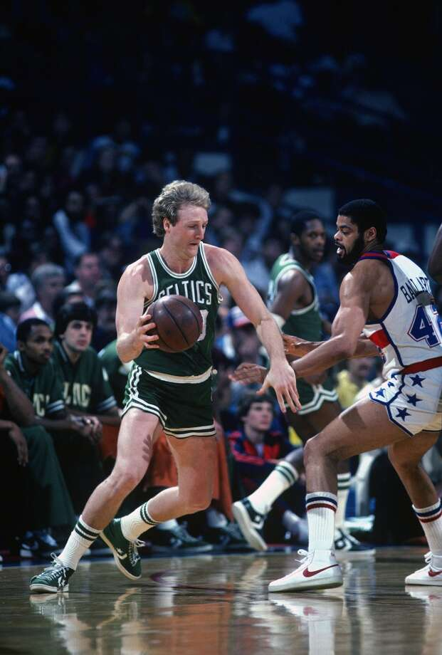 1985-86 — Larry Bird, Boston Photo: Focus On Sport, Getty Images