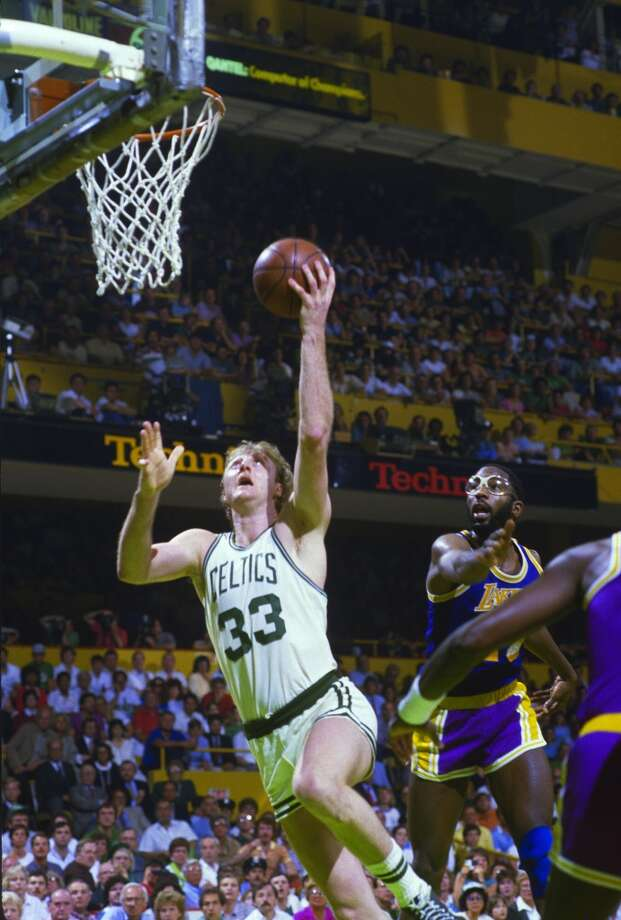 1984-85 — Larry Bird, Boston Photo: Focus On Sport, Getty Images