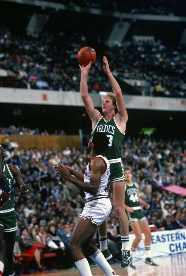 1983-84 — Larry Bird, Boston Photo: Focus On Sport, Getty Images