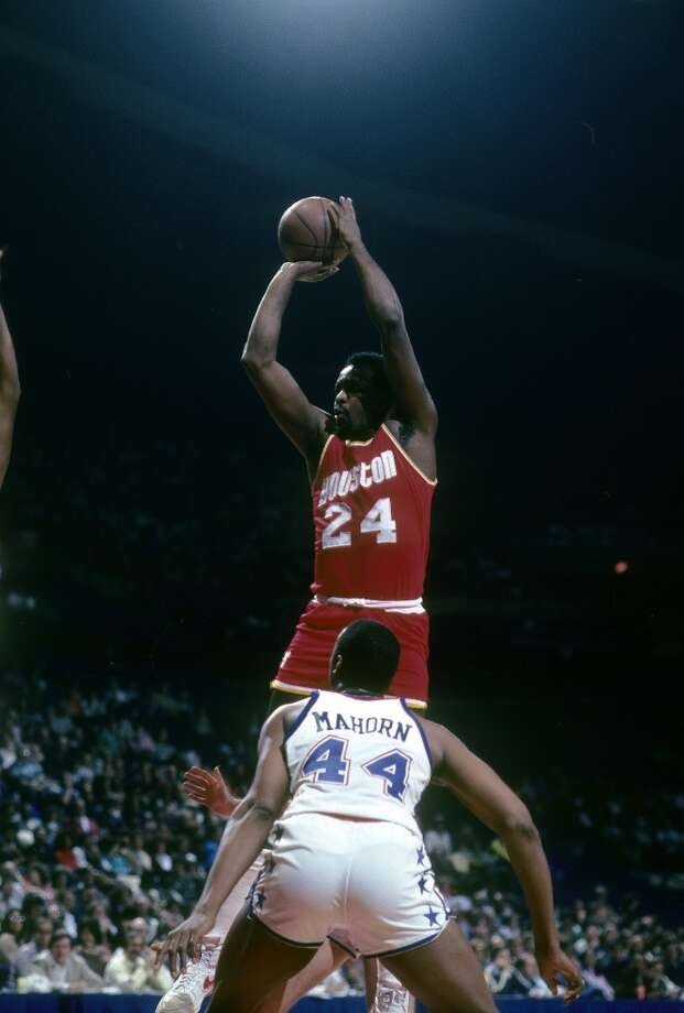 1981-82 — Moses Malone, Houston Photo: Focus On Sport, Getty Images