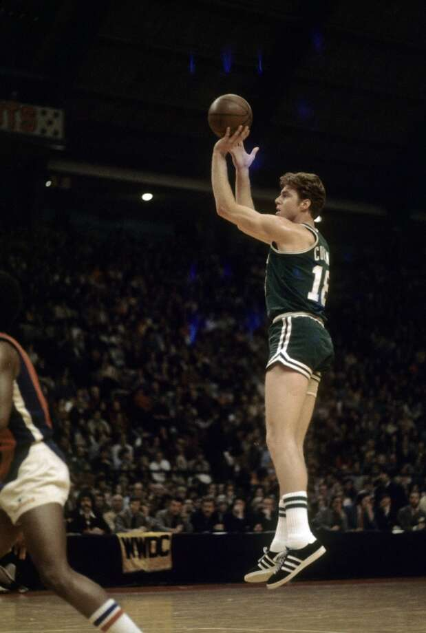 1972-73 — Dave Cowens, Boston Photo: Focus On Sport, Getty Images