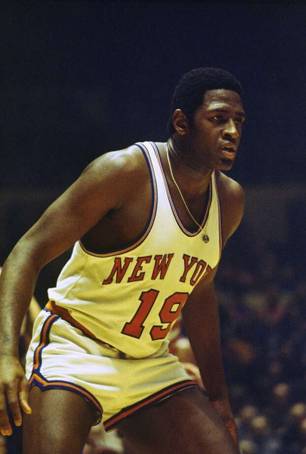 1969-70 — Willis Reed, New York Photo: Focus On Sport, Getty Images