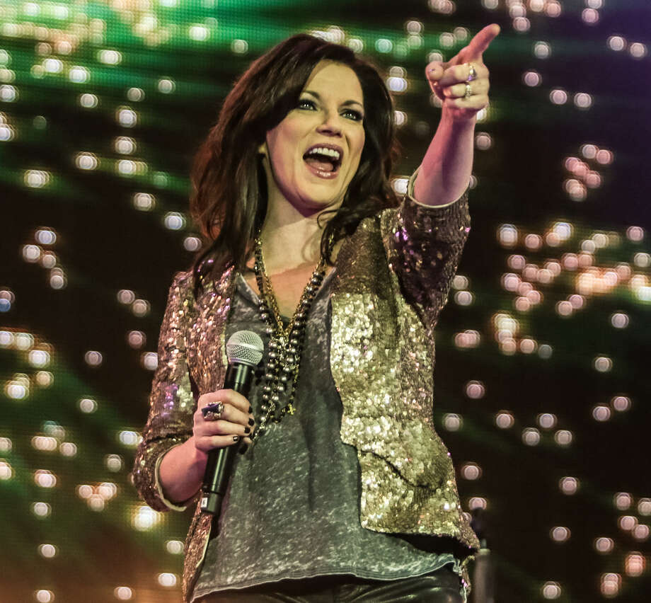 """Entertainer Martina McBride proves her range is """"Everlasting"""" in her latest album. Photo: Express-News File Photo / 2014 Christie Goodwin"""