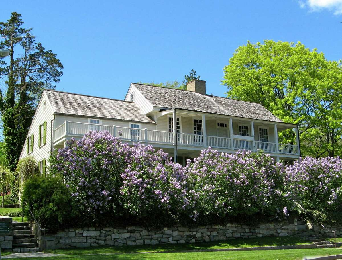 Correction: A photo caption in Tuesdayís Greenwich Time misidentified the Storehouse Gallery (the old post office), which is on the site of the Greenwich Historical Society, as the Bush-Holley House. The Bush-Holley House is pictured above.