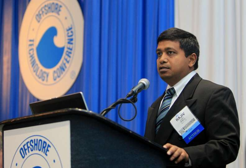 Rajiv Kamal delivers remarks in the Mars B Development: Driving Toward Top-Quartile Delivery through