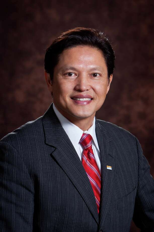 Danny Nguyen is running for re-election to the city council in Missouri City. Photo: Courtesy