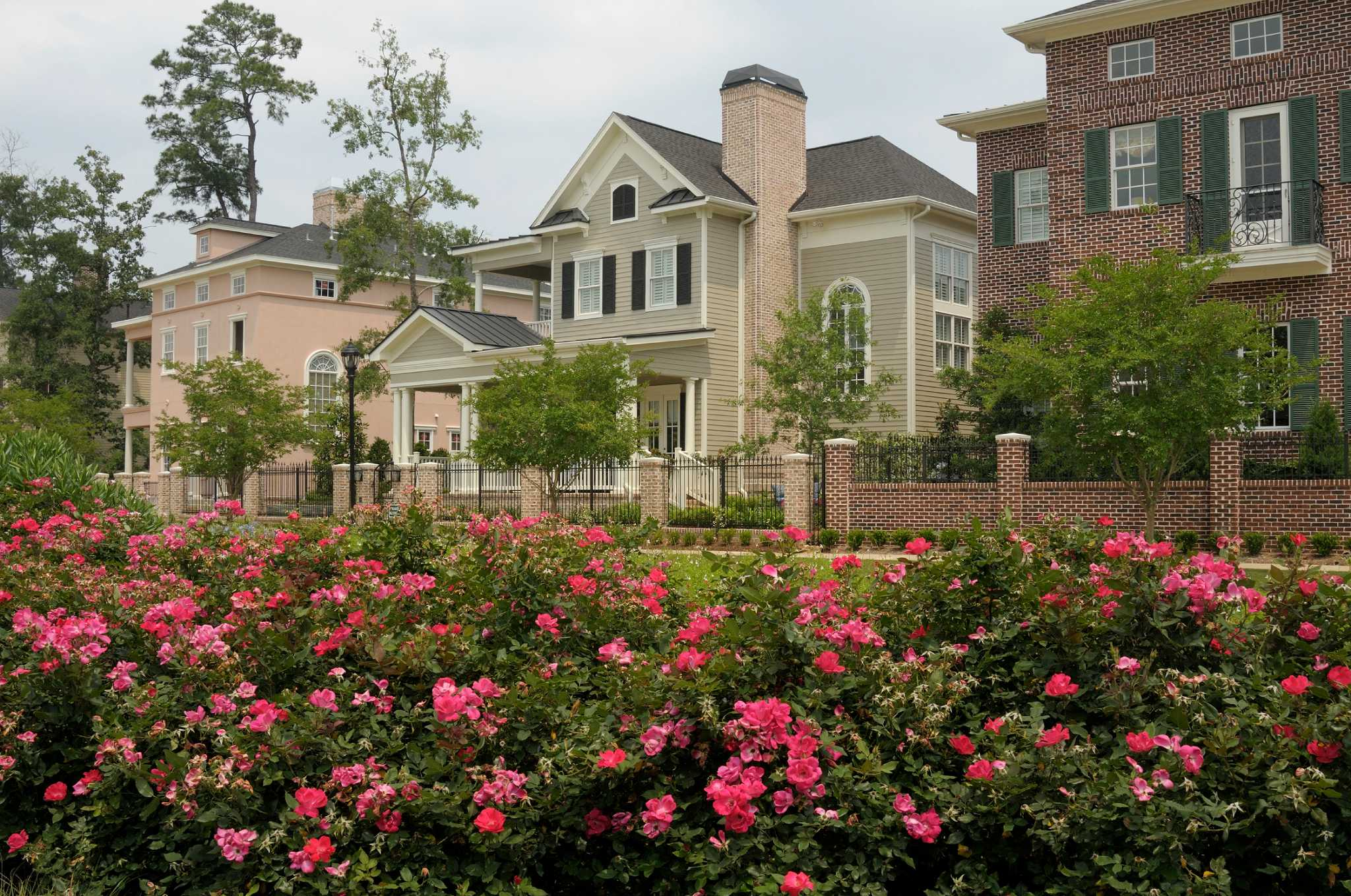 The Woodlands \'Garden District\' continues to blossom - Houston Chronicle