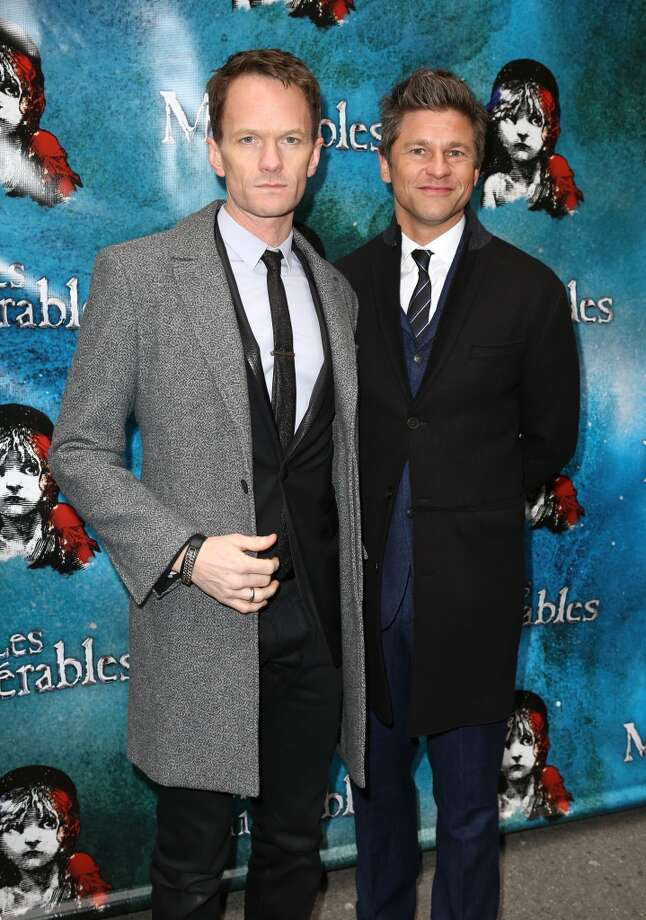 "Neil Patrick Harris and David Burtka are to gay male couples what Ellen and Portia are to lesbian couples: the pinnacle of a certain kind of power gay coupledom. NPH is a beloved sitcom star, comedian, child stardom survivor, singer, dancer, etc. David is a popular tv personality from the E! Network and fellow Broadway alum. The philanthropists, activists and fathers of two are currently living in New York while Harris appears on Broadway in ""Hedwig and the Angry Inch."" Photo: Walter McBride, WireImage"